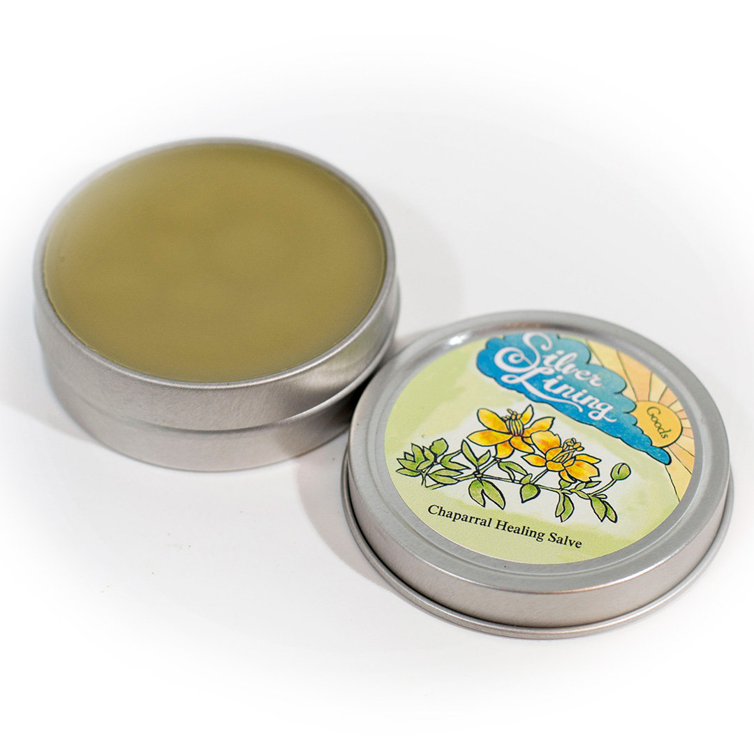 Chaparral Creosote Bush Healing Salve Silver Lining Goods